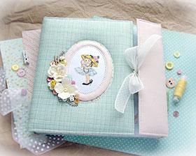 Идеи за подарък за бременни - фотоалбум